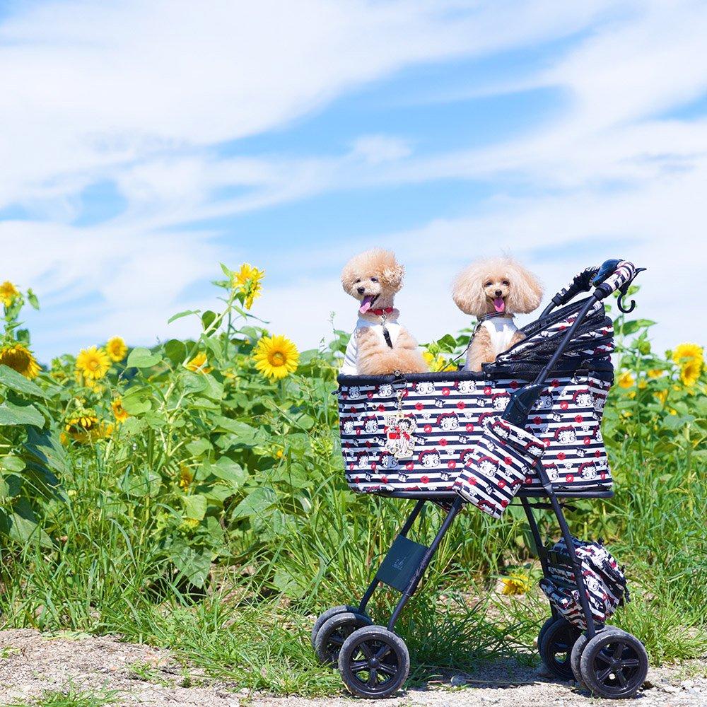 【メーカー直送品】ペットカート Lサイズ(Betty Boop Pudgy Collection)BTC_L