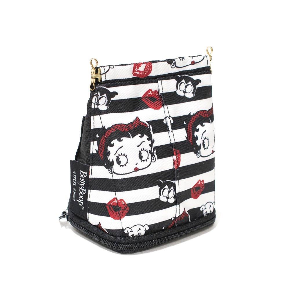 【メーカー直送品】制菌消臭マナーポーチ(Betty Boop  Pudgy  Collection)BTS_A