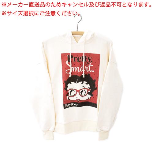 【メーカー直送品】パーカー(※サイズを選択してください。)(Betty Boop pair hoodie Owner's B BTH_BO