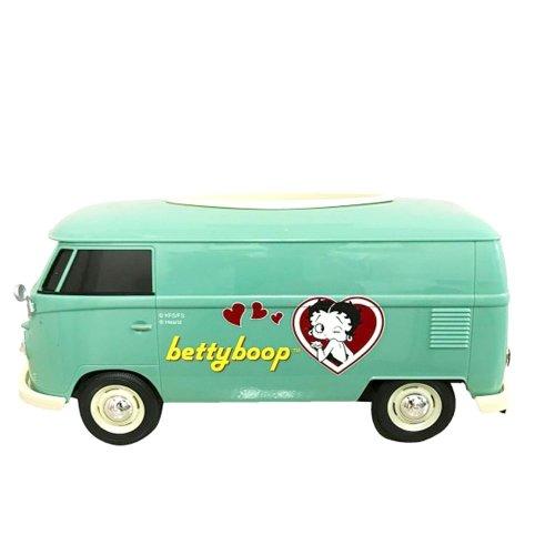 小物入れにも★車型ティッシュケース (グリーン)BT-WVTC-003 BB