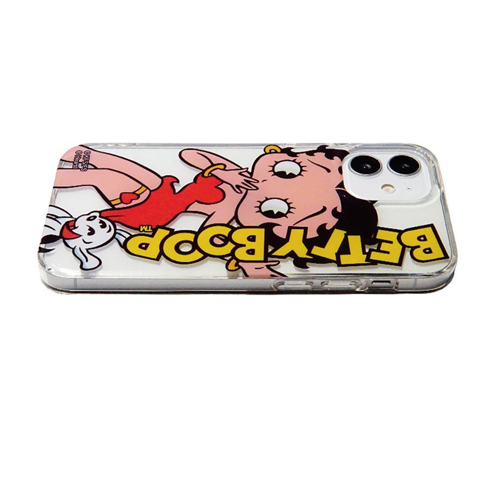 iPhone12/12pro対応TPUケース(LET'S PLAY)TPU-003-12PR-CL BB