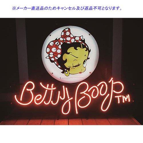 【メーカー直送品】ネオンサイン(屋内専用)BT-FACE ※特大サイズ(H670×W850mm)BB