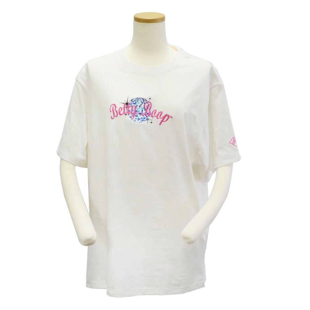 【生産終了品】ミラーボールTee (ホワイト)L 551855 BB