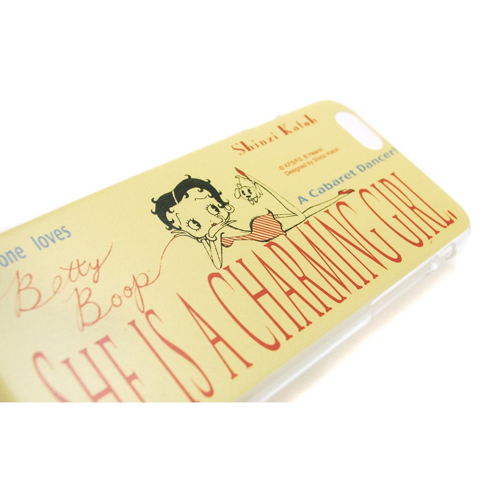 iPhone6 ケース(Betty Boop2) IPBT20202 BB