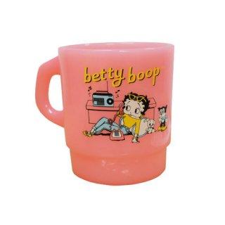 ミルキースタッキングマグカップ(BETTY PINK)  BB