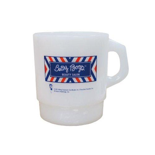 ミルキースタッキングマグカップ(BETTY WHITE)  BB