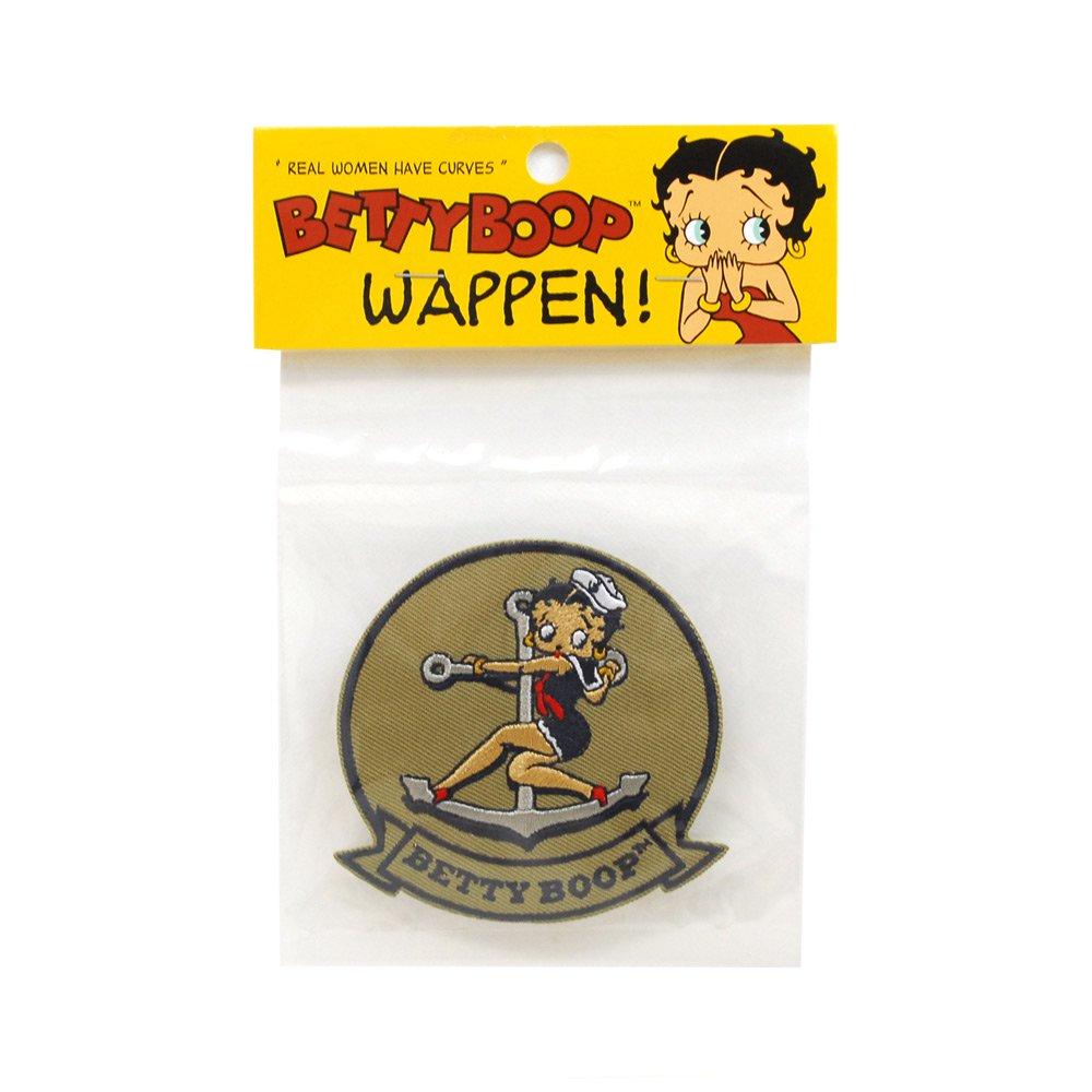 ワッペン BBW-005 BB