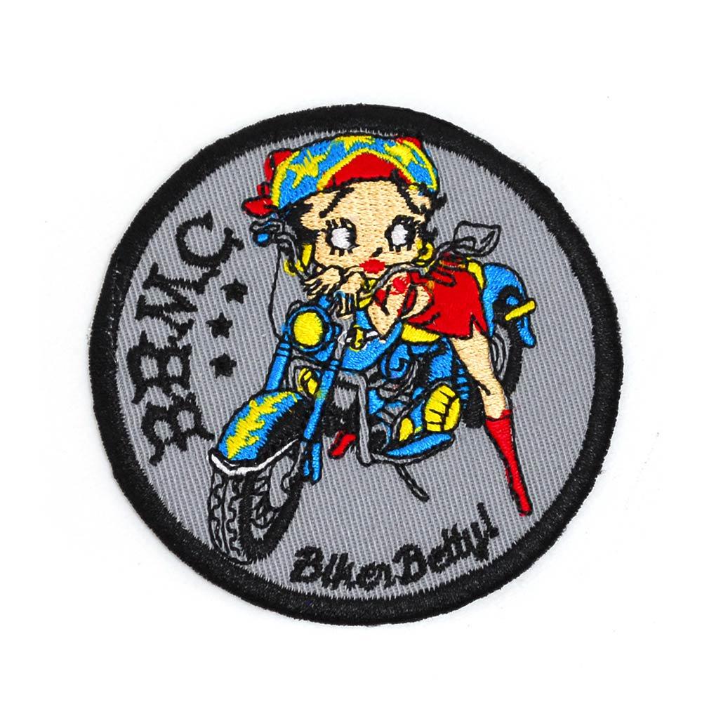 ワッペン BBW-012 BB