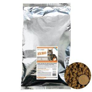 【ヤングアゲイン】 ゼロ グレインフリー ハイプロテイン プレミアム キャットフード 11.3kg/動物性タンパク質 54% 炭水化物 1%未満 成猫・子猫 全猫種・全年齢