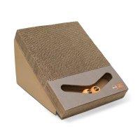 【新しいインタラクティブ爪とぎ】キティ・ティッピー ランプ&トラック カードボードトーイ 38×30.4×25.4cm