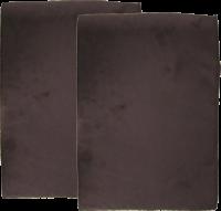 【モダンキャットタワー】ロータスキャットタワー 交換用クッション ブラウン 2枚セット
