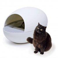 【猫砂3キロ プレゼント中!】 全自動猫トイレ ペットドクター ヘルスチェック機能 重力センサー搭載 全自動猫トイレ