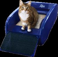 1月25日入荷予定【全自動猫トイレ】 リッターメイド 全自動猫トイレ Ver.3.2 活性炭フィルター消臭