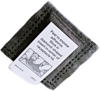【リッターメイド 消耗品】 リッターメイド 全自動猫トイレ用 脱臭 カーボンフィルター ー12個セット