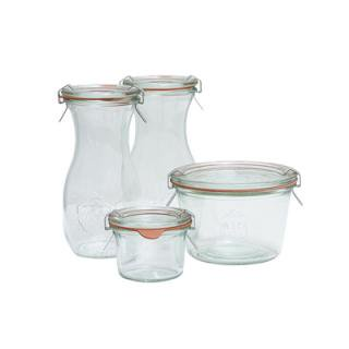 WECK Rundrand-Glas