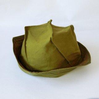488.オリガミハット 抹茶グリーン