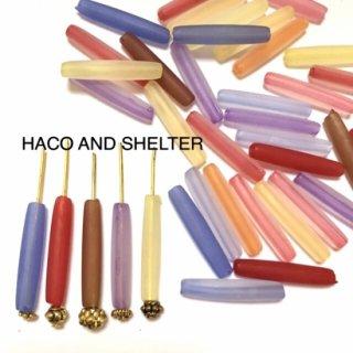 Happiness stick・30コ☆Acrylic beads
