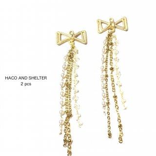 2pcs★ribbon chandelier