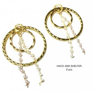 2pcs★hoop chandelier