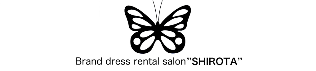 Brand dress rental salon''SHIROTA''