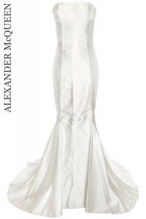 7号(5〜7号)■レンタルドレス■Product code:01055 | ALEXANDER McQUEEN Wedding gown(アレキサンダーマックイーン ウェディングドレス)