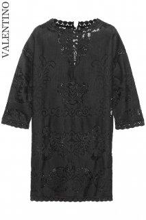 7-9号【レンタルドレス】Product code:00114 | VALENTINO 2012 Runway Lace Dress(ヴァレンティノ 織りレースのドレス)