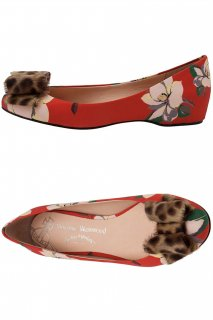 26.0cm■レンタルシューズ■Product code:11022 | Vivienne Westwood Magnolia print pumps(ヴィヴィアン パンプス)