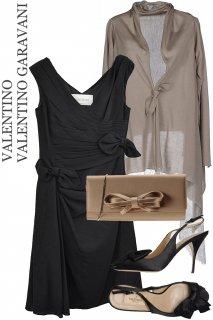 9号【レンタルドレスセット】Product code:00065-Set | VALENTINO Coordinated Set(ヴァレンティノ ドレス セット)