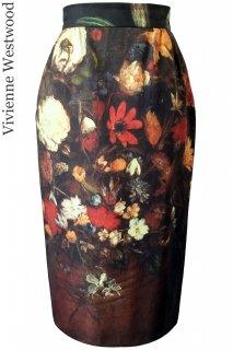 9,11号【レンタルドレス】Product code:11019 | Vivienne Westwood Jan Brueghel de Oude Print Skirt(ヴィヴィアン 転写スカート)