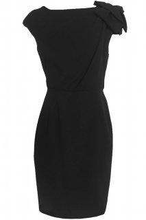 9-11号■レンタルドレス■Product code:00102 | VALENTINO Dress with ribbon on shoulder(ヴァレンティノ リボン ドレス)