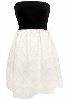 9号■レンタルドレス■Product code:00076 | RED VALENTINO Strapless Dress(レッド ヴァレンティノドレス)