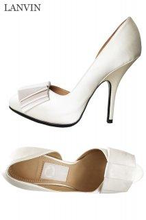 23.0cm【レンタルウェディングシューズ】Product code:17017 | LANVIN Wedding Shoes(ランバン ウェディング シューズ)