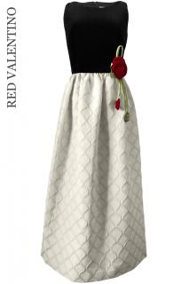 7-9号■レンタルドレス■Product code:00124 | RED VALENTINO Long Dress(レッド ヴァレンティノ ロングドレス)