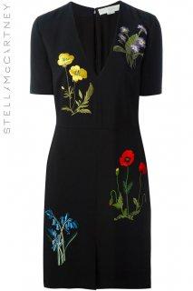 7号【レンタルドレス】Product code:16001 | STELLA McCARTNEY Floral Dress(ステラ・マッカートニー ドレス)