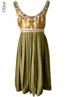 9-11号■レンタルドレス■Product code:06008 | Chloé Bijou Dress(クロエ ビジュードレス)
