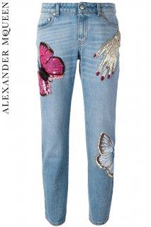 7号【レンタルドレス】Product code:01076 | ALEXANDER McQUEEN 'Big Obsession' jeans(アレキサンダー・マックイーン デニム)