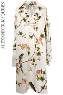 Oversize【レンタルドレス】PRDCODE:01048 | ALEXANDER McQUEEN Bird of Paradise Blouse(アレキサンダー・マックイーン ブラウス)