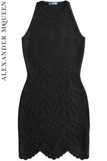5-7号【レンタルドレス】Product code:01089 | ALEXANDER McQUEEN Knitted Dress(アレキサンダー・マックイーン ニット ドレス)