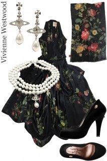 7-9号【レンタルドレスセット】Product code:11026-set | Vivienne Westwood Dress-set(ヴィヴィアン・ウェストウッド ドレス セット)