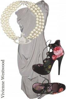 7-9号【レンタルドレスセット】Product code:11004-set | Vivienne Westwood Dress-set(ヴィヴィアン・ウェストウッド ドレス セット)