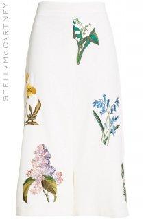 7号【レンタルドレス】Product code:16004 | STELLA McCARTNEY Floral Culottes(ステラ・マッカートニー キュロットスカート)