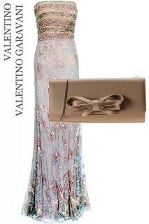 7号【レンタルドレスセット】Product code:00115-set | VALENTINO 2012 Coordinated Set(ヴァレンティノ ドレス セット)
