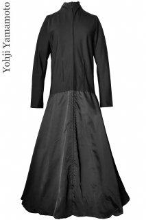 7-9号【レンタルドレス】Product code:05008 | Yohji Yamamoto Jersey Long Dress(ヨウジ・ヤマモト ジャージロングドレス)