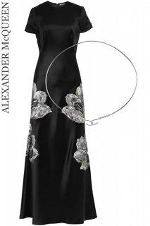9号【レンタルドレスセット】Product code:01064-set | ALEXANDER McQUEEN 2014 Dress & Belt(アレキサンダー・マックイーン ドレス セット)