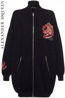 -号【レンタルドレス】PRD CODE:01099 | ALEXANDER McQUEEN Rose Tapestry Oversized Jacket(アレキサンダー・マックイーン ジャケット)