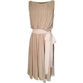 7号■レンタルドレス■Product code:06007 | Chloé Silk chiffon dress(クロエ シルクシフォンドレス)