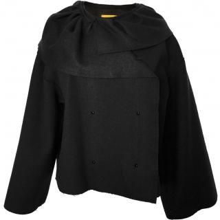 9号■レンタルドレス■Product code:17001 | LANVIN 2007 Wool short coat(ランバン ウールショートコート)