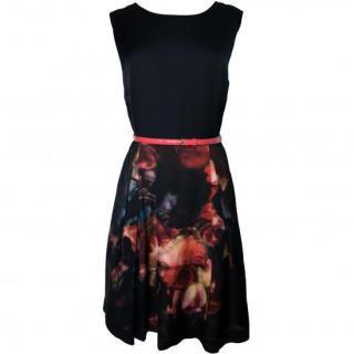 9号■レンタルドレス■Product code:13007 | TED BAKER Floral print dress(テッド ベーカー フローラルプリントドレス)