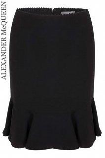 7号,11号【レンタルドレス】Product code:01023 | ALEXANDER McQUEEN Ruffle Detail Skirt 2012(アレキサンダー・マックイーンスカート)