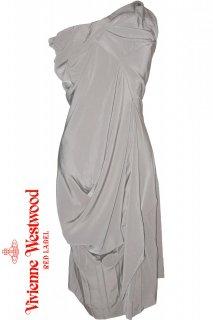 9号(7〜9号)【レンタルドレス】Product code:11004 | Vivienne Westwood RED LABEL(ヴィヴィアン ウエストウッド アシンメトリードレス)